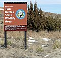 Two Buttes State Wildlife Area sign.JPG