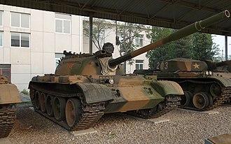 Type 69 tank - Type 69.