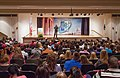 U.S. Department of Agriculture (USDA National Institute of Food and Agriculture Director Dr. Sonny Ramaswamy opened his address about to approximately 300 4-H youth members of the 2013 National 4-H Conference.jpg