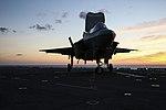 U.S. Marines successfully complete F-35B night operations during OT-1 150521-M-GX379-027.jpg