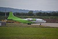 UR-KDM - AN12 - Cavok Air