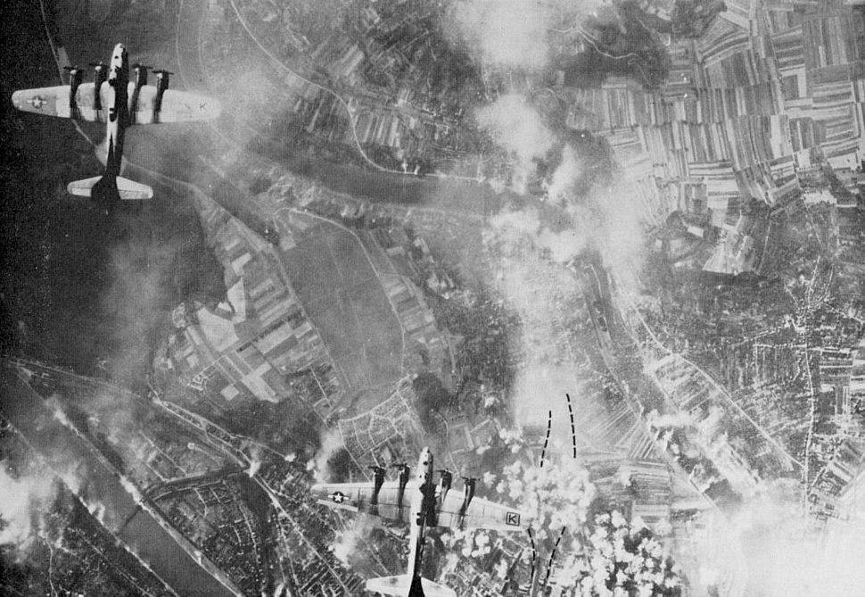 US-Luftangriff Koblenz 19-09-1944