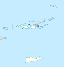 Saint Thomas, U.S. Virgin Islands is located in the Virgin Islands