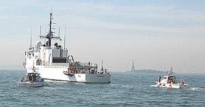 USCGC Tahoma WMEC-908