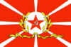 USSR, Flag commander 1924 chairman.png