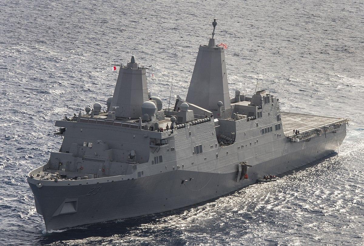 USS Anchorage (LPD-23) - Wikipedia
