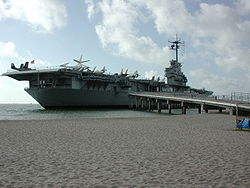 USS Lexington Corpus Christissä