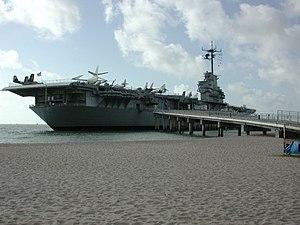 USS Lexington, Corpus Christi TX