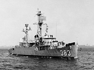 USS <i>Mills</i> (DE-383)