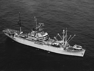 USS Pocono - USS Pocono AGC-16 / LCC-16