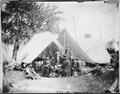 US Military Telegraph Operators, Headquarters, Army of the Potomac. July 1863. - NARA - 530480.tif