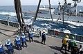 US Navy 020508-N-6492H-600 USS Seattle - unrep with Italian destroyer.jpg