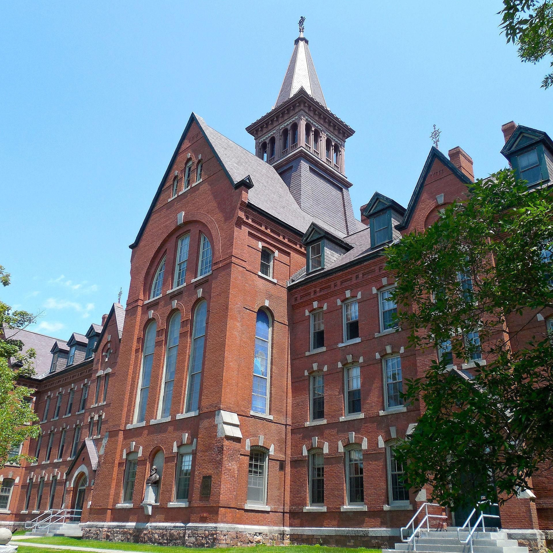 vermont university mill uvm wikipedia
