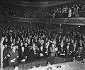 Uitroeping van Prins Carnaval 1948 in Stadsschouwburg te Maastricht. Volle zaal, Bestanddeelnr 902-5492.jpg