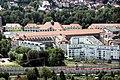 Ulm, Blick vom Münster zum Donauschwäbischen Zentralmuseum und zur Reithalle.jpg