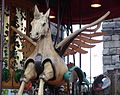 Unicornio alado (Le Manége d'Andrea) Segovia.JPG