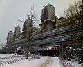 Uniklinik Aachen der RWTH vor weisser Pracht.jpg