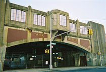 Union Hall Street Station Facade (Southwest).jpg