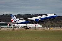 N643UA - B763 - United Airlines