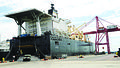 United States Navy Ship Pfc. Dewayne T. Williams' at Blount Island Command.jpg