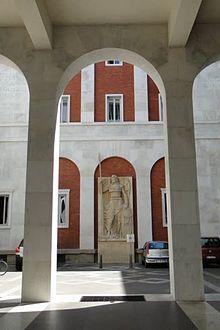 Entrata dell'Università degli Studi di Padova