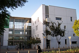University of Pretoria -  University of Pretoria Faculty of Law building