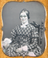 Unknown photographer, Untitled, c. 1860, Daguerreotype, 7.2 x 5.7 cm, MoMA, 75.1974.png
