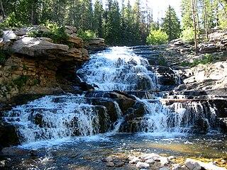 Provo River river in the United States of America