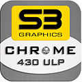 VIA S3 Graphics Chrome 430 ULP Product Logo (3D effect) (2884630740).jpg