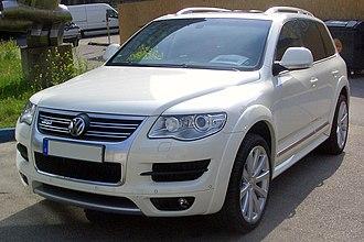 Volkswagen Touareg - Volkswagen Touareg R50