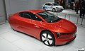 VW XL1 red at Hannover Messe (8713366565).jpg