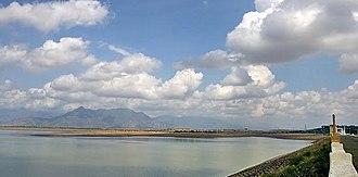 Vaigai Dam - Image: Vaigai Dam