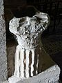 Valcabrère basilique Saint-Just bénitier.JPG
