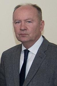 Valdemaras Razumas in 2018.jpg