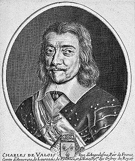 Charles de Valois, Duke of Angoulême French writer