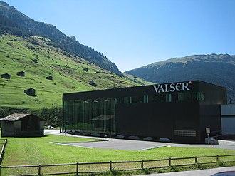 Vals, Switzerland - Valser building