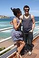 Vanessa Hudgens and Josh Hutcherson (6718732891).jpg