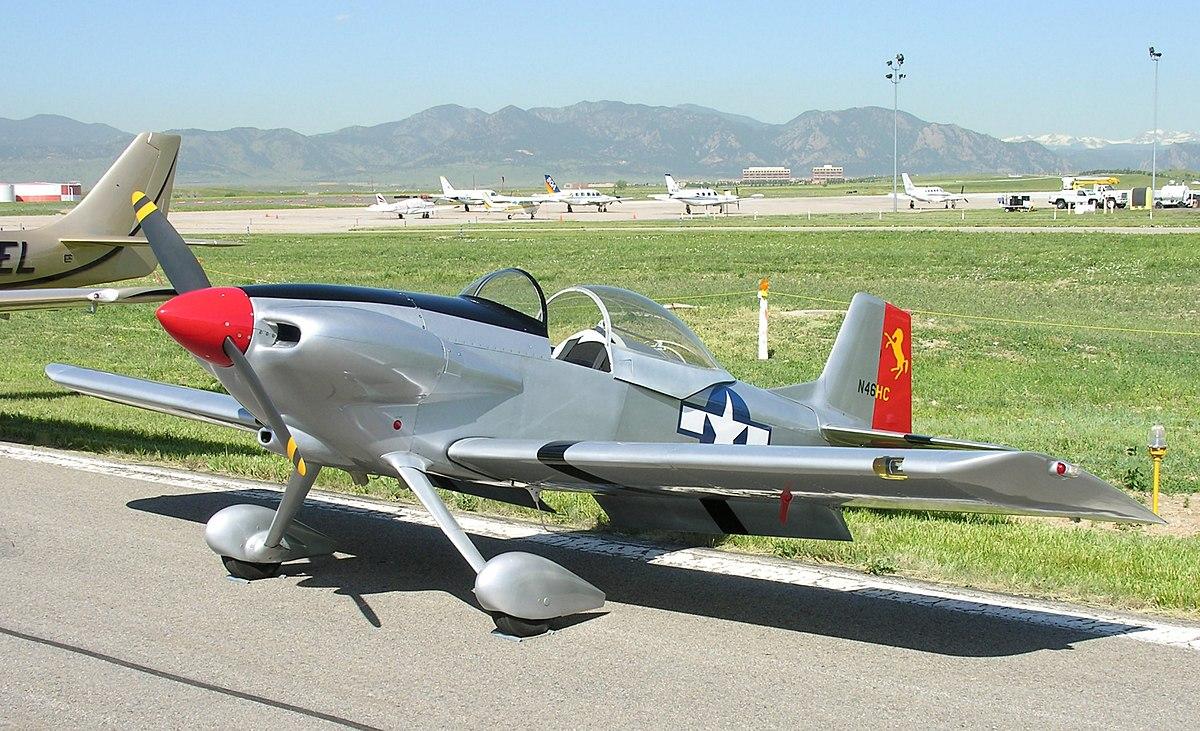 77a5aa079cb4 Van s Aircraft RV-3 - Wikipedia