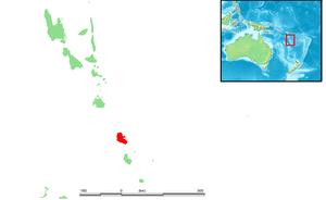 Erromango - Image: Vanuatu Erromango