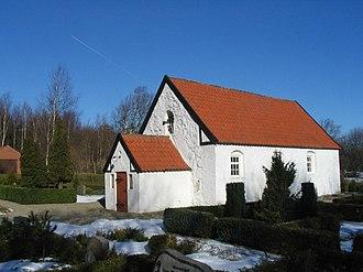 Venø - Venø Church