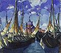 Veneetsia (Laevad Veneetsias), Konrad Mägi, EKM j 153-116 M 95.jpg