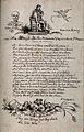 Verses with vignettes of Edward Jenner, a skull, an angel an Wellcome V0018773.jpg