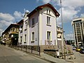 Veselin Kalchev home with memorial plaque, Lovech.jpg