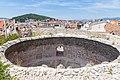 Vestibulum of Diocletian's palace in Split, Croatia (48693400948).jpg