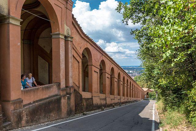 Arkaden (Portico di San Luca)