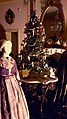 Victorian dress and Christmas tree - Hay-McKinney Mansion (45646000375).jpg