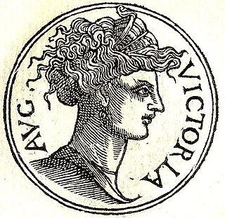 leader of the Gallic Empire