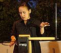 Vienna 2013-07-12 'central garden' - Blublut feat. Colin Webster 078 Pamelia Kurstin.jpg