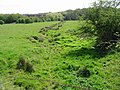 View along dried up stream bed - geograph.org.uk - 784123.jpg