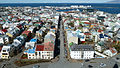 View from Hallgrímskirkja, Reykjavik (7115819017).jpg